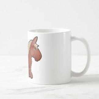 A cute horse farm animal mugs