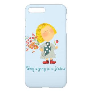 A cute iPhone 7 Plus case for girls.