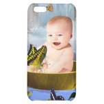 A cute nature baby iPhone 5C cover