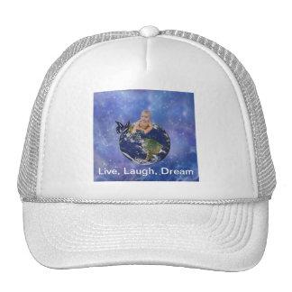 A cute s world dream cap