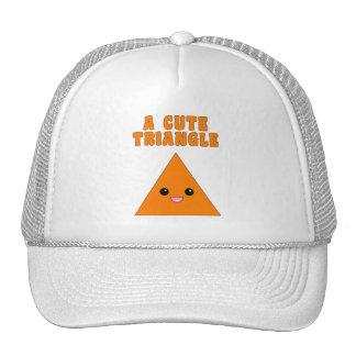 A Cute Triangle Trucker Hat