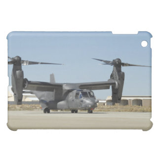A CV-22 Osprey prepares for take-off iPad Mini Cases