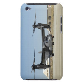 A CV-22 Osprey prepares for take-off iPod Touch Cases