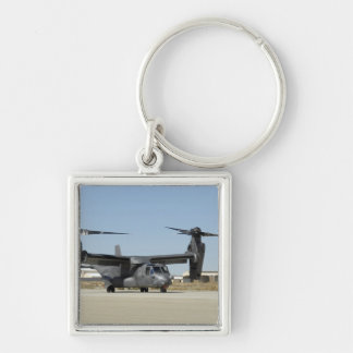 A CV-22 Osprey prepares for take-off Key Ring