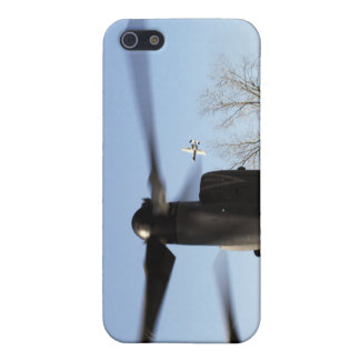A CV-22 Osprey prepares to take off iPhone 5 Cases