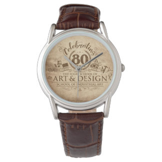 A&D Celebrates 80 Years Watch
