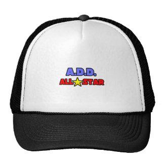 A D D All Star Hat