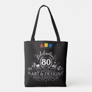 A&D SIA 80th Celebration tote