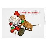 A Dachshund Christmas wish