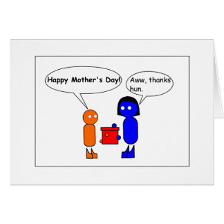 A Daedal Mother's Day Card (World Domination)