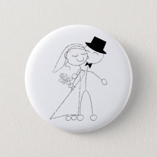 A Dance and A Kiss 6 Cm Round Badge