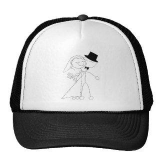A Dance and A Kiss Trucker Hat
