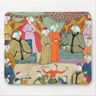 A Dance for the Pleasure of Sultan Ahmet III Mouse Pad
