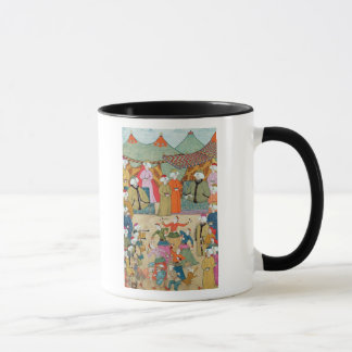 A Dance for the Pleasure of Sultan Ahmet III Mug