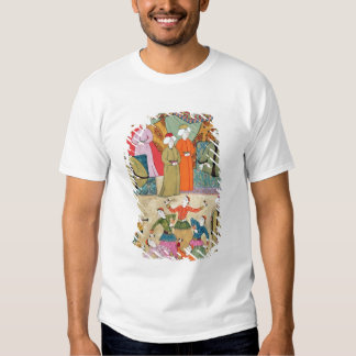 A Dance for the Pleasure of Sultan Ahmet III T-shirts