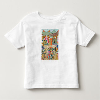 A Dance for the Pleasure of Sultan Ahmet III Toddler T-Shirt