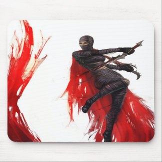 A Dance of Cloaks Mouse Pad