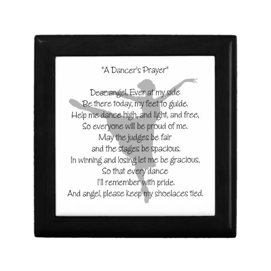 A Dancer's Prayer Gift Box