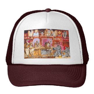 A dangerous bar cap