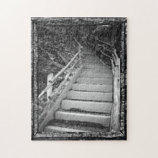 A Dark Path Jigsaw Puzzle