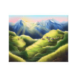 A Dawning Hope - Isabelle Dorr Stretched Canvas Print