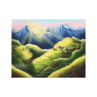 A Dawning Hope - Isabelle Dorr Canvas Print