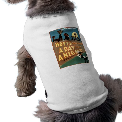 A Day and a Night - The Howling Success Doggie Tee