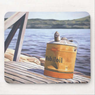 A Day at the Lake 1996 Mouse Mat