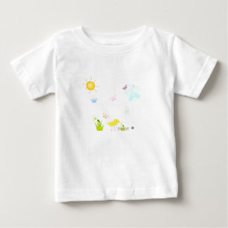 A day in spring t-shirt