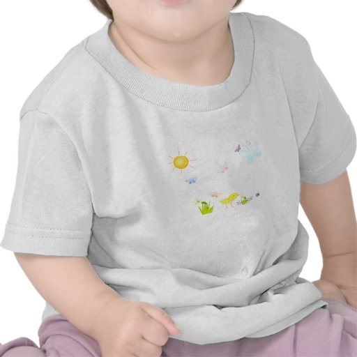 A day in spring tshirt