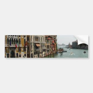 A Day in Venice Bumper Stickers