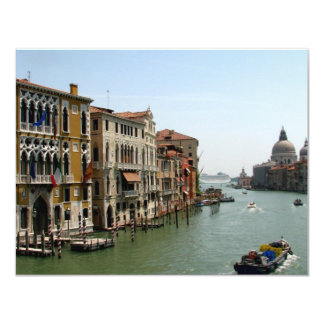 A Day in Venice Card