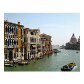 A Day in Venice Personalized Announcements
