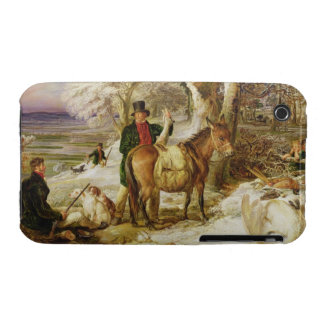 A Day's Sport, 1826 (oil on canvas) iPhone 3 Cases