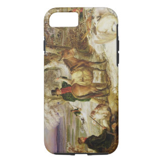 A Day's Sport, 1826 (oil on canvas) iPhone 8/7 Case