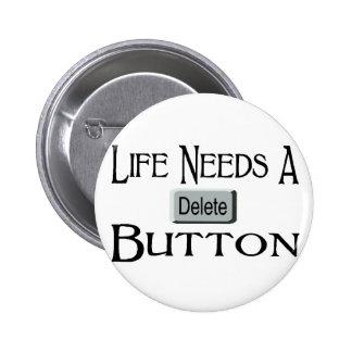 A Delete Button Buttons