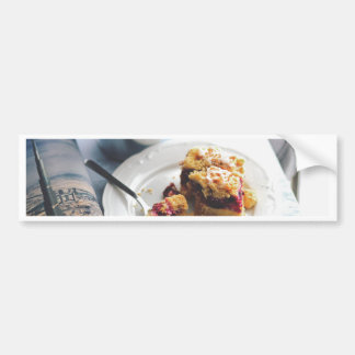 A Delicious Breakfast Bumper Sticker