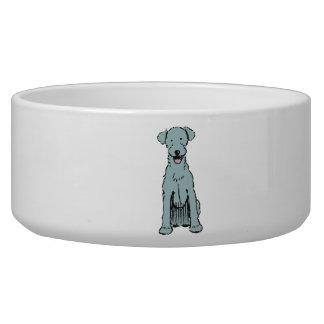 A delightful Vintage style doggie Bowl
