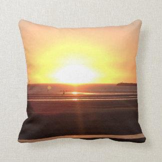A Delirious Sunset Cushion