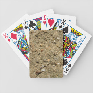 A Desert in Miniature Bicycle Playing Cards
