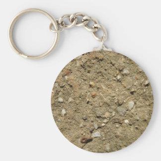 A Desert in Miniature Key Ring