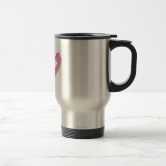 A Dial Tone 15 Oz Stainless Steel Travel Mug