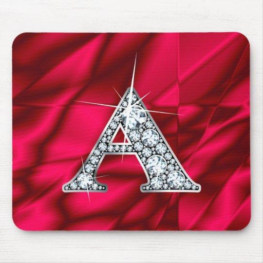 "A ""Diamond Bling"" Mouse Mat"