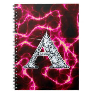 """A """"Diamond Bling"""" Note Book"""