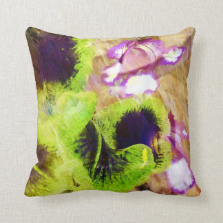A Different Lily Cushion