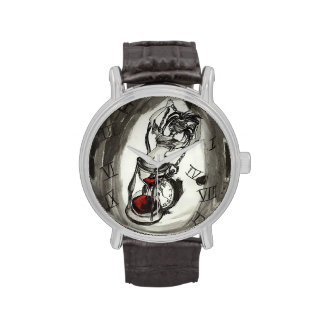 A DIFFERENT WATCH WITH A TICK- TOCK GIRL