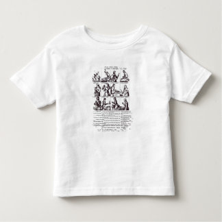 A Discovery of the Most Dangerous Toddler T-Shirt