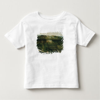 A Distant View of Corfe Castle Toddler T-Shirt