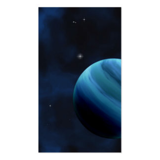 A DISTANT WORLD 2 (outer space) ~.jpg Pack Of Standard Business Cards