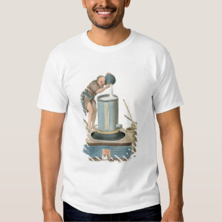 A Distiller, plate 24 from 'The Costume of China', T Shirts
